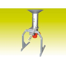 FRUIT CRUSHER MVF1.5 STAINLESS STEEL