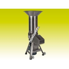 FRUIT CRUSHER BIO MVH7.5 STAINLESS STEEL