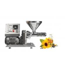 MACHINE A PRESSE A FROID POUR HUILE PMX500