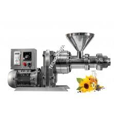 MACHINE A PRESSE A FROID POUR HUILE PMX-1000